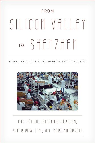 9780742555891: From Silicon Valley to Shenzhen (Asia/Pacific/Perspectives)