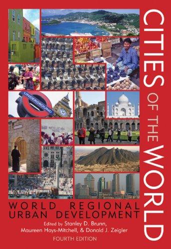 9780742555976: Cities of the World: World Regional Urban Development