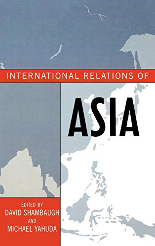 9780742556959: International Relations of Asia (Asia in World Politics)