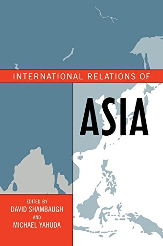 9780742556966: International Relations of Asia (Asia in World Politics)
