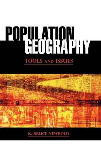 9780742557536: Population Geography: Tools and Issues