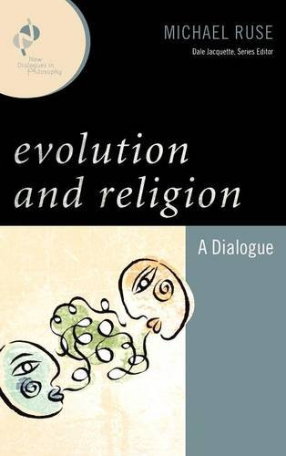 9780742559066: Evolution and Religion: A Dialogue (New Dialogues in Philosophy)