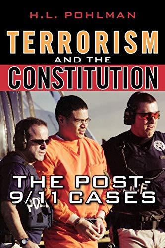 9780742560413: Terrorism and the Constitution: The Post-9/11 Cases