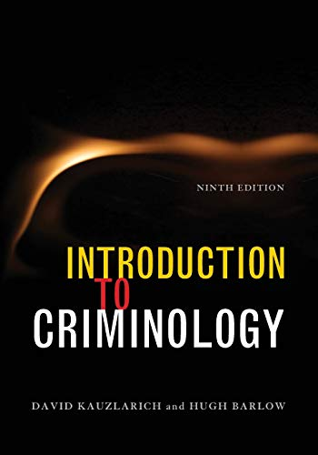 9780742561861: Introduction to Criminology