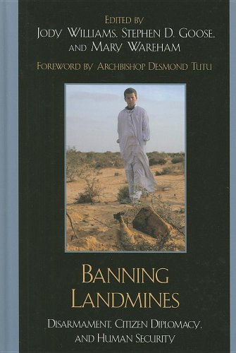9780742562400: Banning Landmines: Disarmament, Citizen Diplomacy, and Human Security (National State Papers (rl)