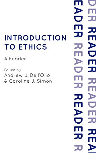 9780742563568: Introduction to Ethics: A Reader (Elements of Philosophy)