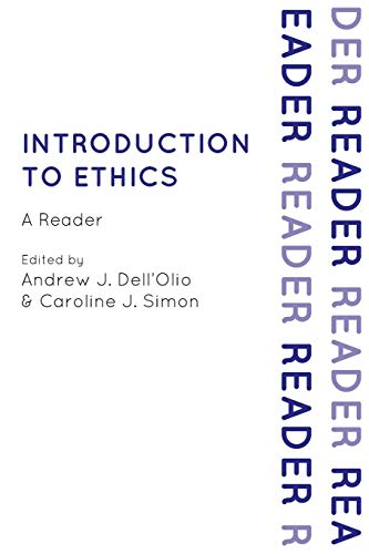 9780742563575: Introduction to Ethics: A Reader (Elements of Philosophy)