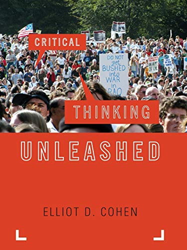 9780742564329: Critical Thinking Unleashed (Elements of Philosophy)