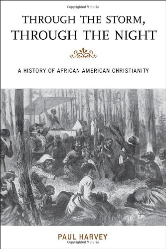9780742564732: Through the Storm, Through the Night: A History of African American Christianity (The African American History Series)