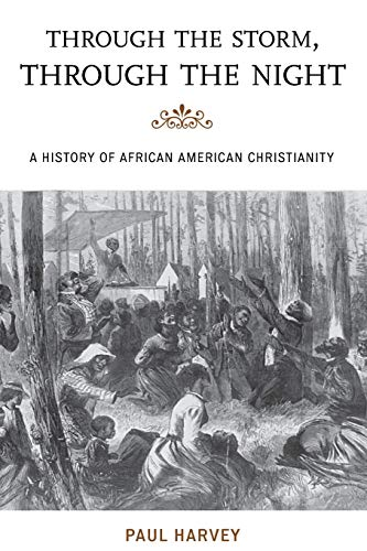9780742564749: Through the Storm, Through the Night: A History of African American Christianity (The African American History Series)