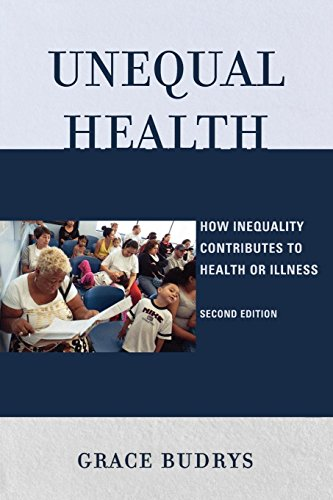 9780742565074: Unequal Health: How Inequality Contributes to Health or Illness