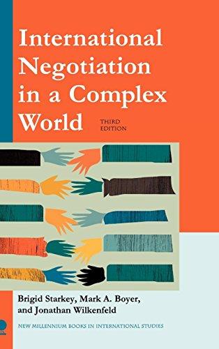 9780742566798: International Negotiation in a Complex World