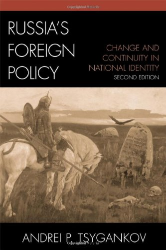 9780742567528: Russia's Foreign Policy: Change and Continuity in National Identity