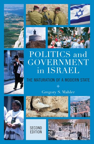 9780742568273: Politics and Government of Israel: The Maturation of a Modern State