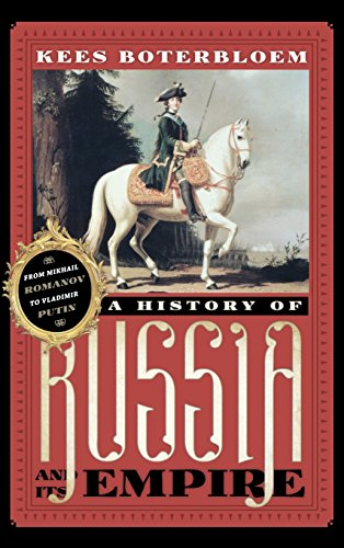 9780742568389: A History of Russia and Its Empire: From Mikhail Romanov to Vladimir Putin