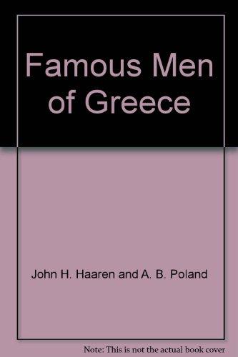 9780742605077: Famous Men of Greece
