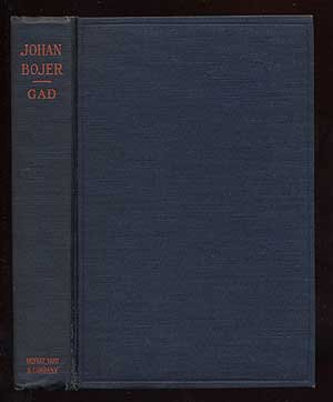 9780742644748: Johan Bojer, the man and his works /