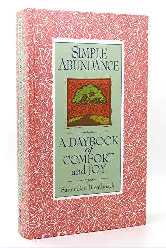 9780742906631: Simple Abundance: A Daybook of Comfort and Joy