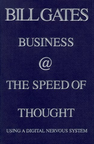 9780742906761: Business @ the Speed of Thought [Hardcover] by Bill Gates, Collins Hemingway