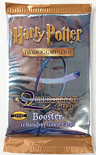 9780743003629: Harry Potter: Quidditch Cup: Booster