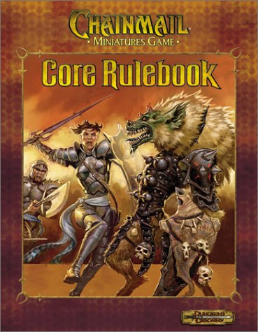 Chainmail Core Rulebook (0743004760) by Cordell, Bruce; Pramas, Chris; Heinsoo, Rob