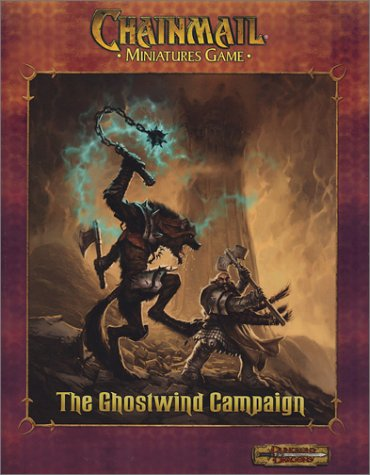 9780743005913: The Ghostwind Campaign: Chainmail Miniatures Game