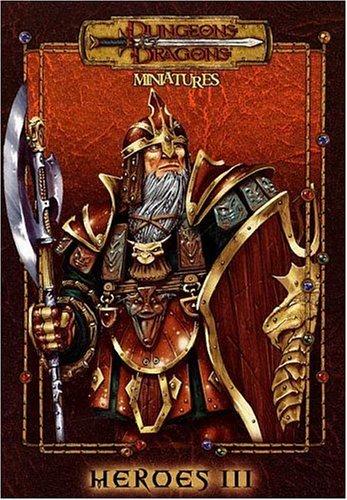 9780743006859: Dungeons & Dragons Heroes III Miniatures Box