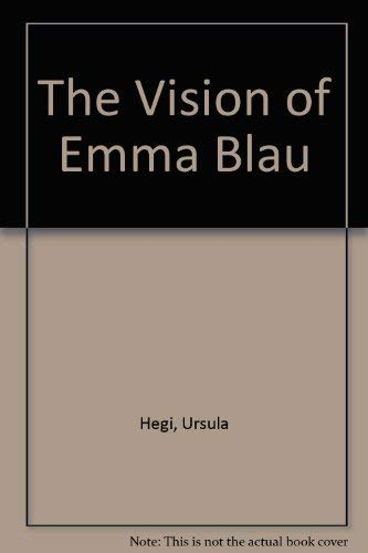 9780743200127: The Vision of Emma Blau