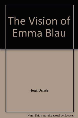 9780743200127: The Vision of Emma Blau: A Novel