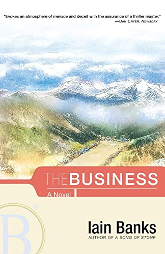 9780743200158: The Business: A Novel