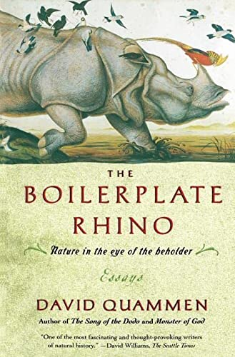 9780743200325: The Boilerplate Rhino: Nature in the Eye of the Beholder