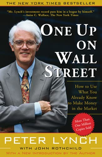 9780743200400: One Up on Wall Street (A Fireside book)