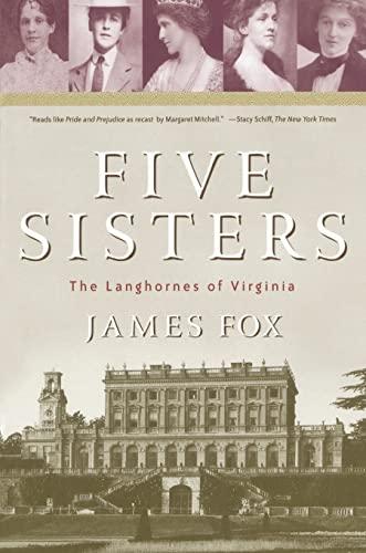 9780743200424: Five Sisters: The Langhornes of Virginia