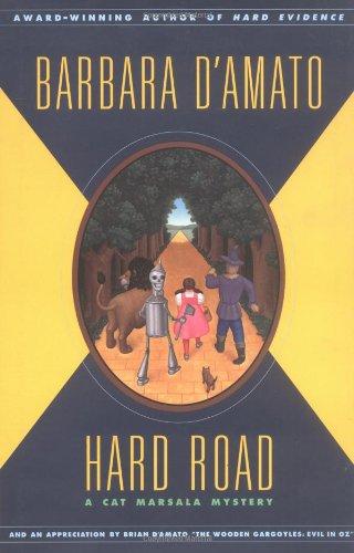 Hard Road: A Cat Marsala Mystery (Cat Marsala Mysteries): D'Amato, Barbara