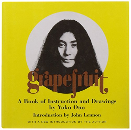 9780743201100: Grapefruit: A Book of Instructions and Drawings