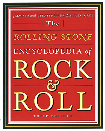 9780743201209: The Rolling Stone Encyclopedia of Rock and Roll: Completely Revised and Updated