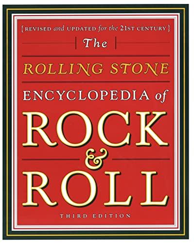 9780743201209: Rolling Stone Encyclopedia of Rock & Roll