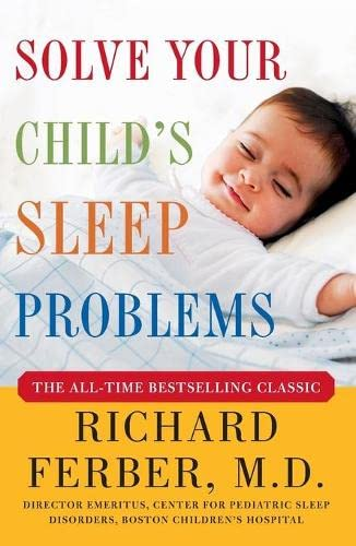 9780743201636: Solve Your Child's Sleep Problems