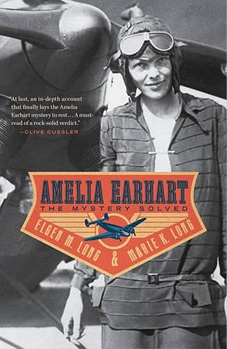 9780743202176: Amelia Earhart, The Mystery Solved