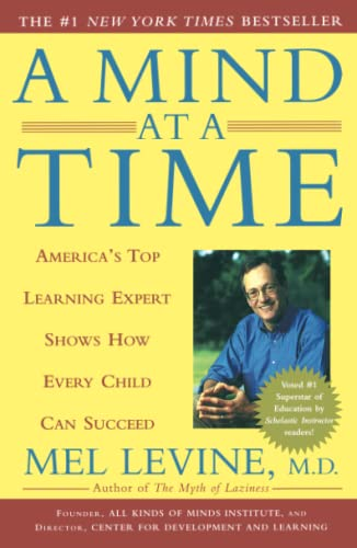 9780743202237: A Mind at a Time: America's Top Learning Expert Shows How Every Child Can Succeed