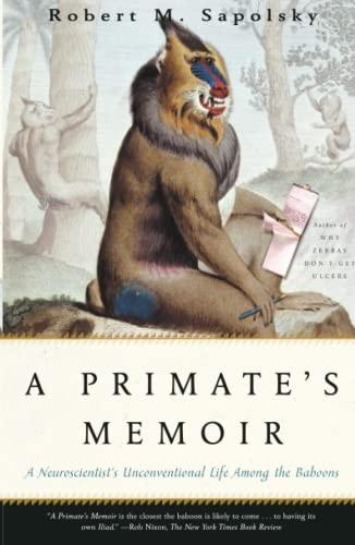 9780743202411: Primate'S Memoir, A
