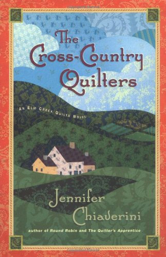 9780743202572: The Cross-Country Quilters (Elm Creek Quilts Series #3)