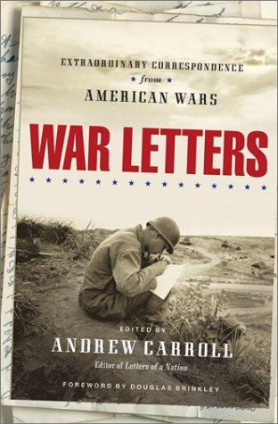 9780743202947: War Letters