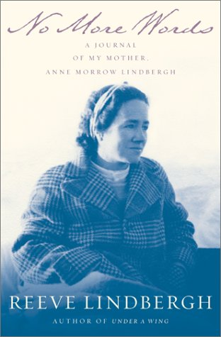 9780743203135: No More Words: A Journal of My Mother, Anne Morrow Lindbergh
