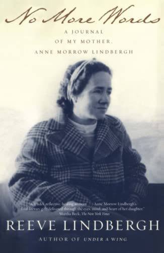 9780743203142: No More Words: A Journal of My Mother, Anne Morrow Lindbergh