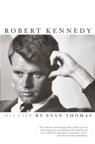 9780743203296: Robert Kennedy: His Life