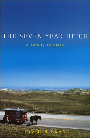 9780743203425: The Seven Year Hitch: A Family Odyssey
