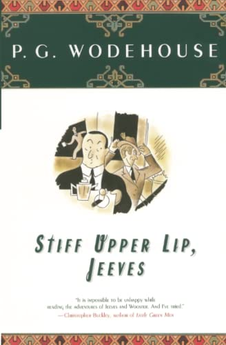 9780743203609: Stiff Upper Lip, Jeeves