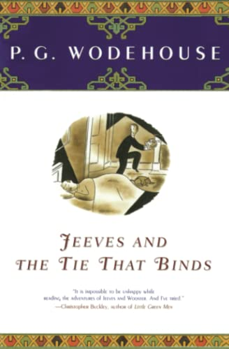 9780743203623: Jeeves And The Tie That Binds
