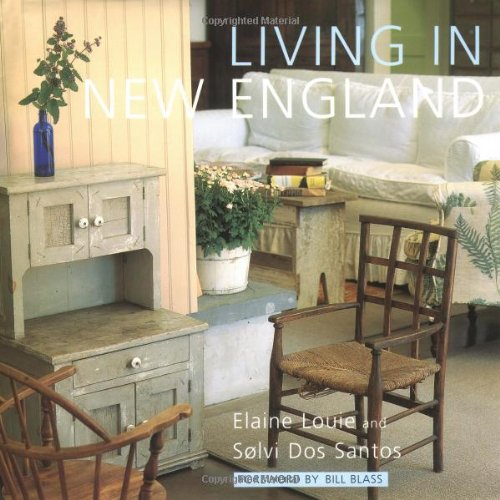 9780743203753: Living In New England